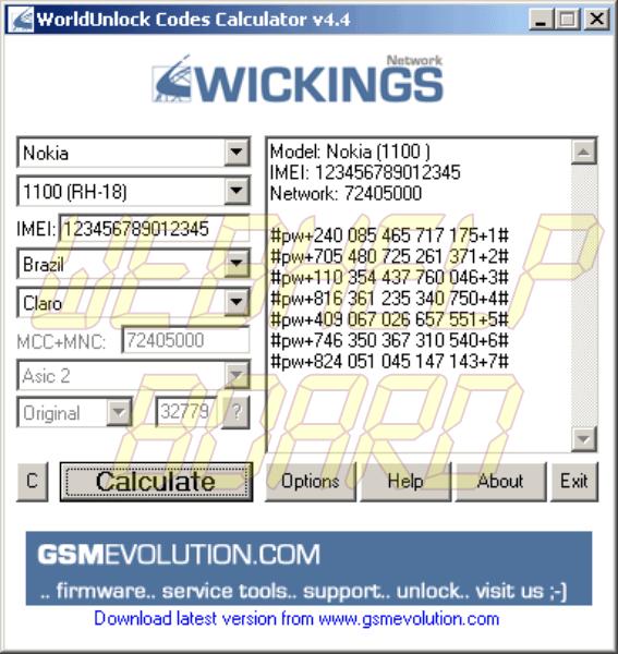 worldunlock codes calculator 5 - Tudo sobre desbloqueios de aparelhos: Vivo, TIM, Claro e Oi