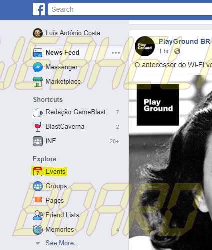 1 - Aprenda a sincronizar eventos do Facebook com o Google Calendar