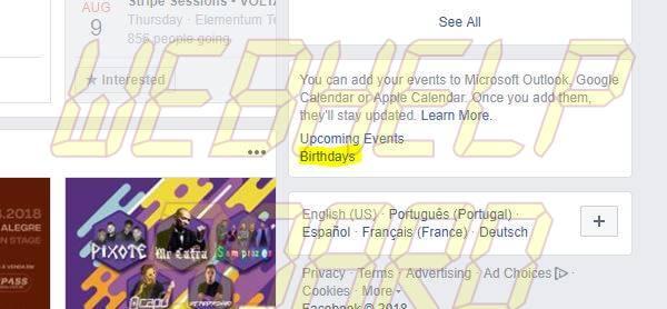 3 - Aprenda a sincronizar eventos do Facebook com o Google Calendar