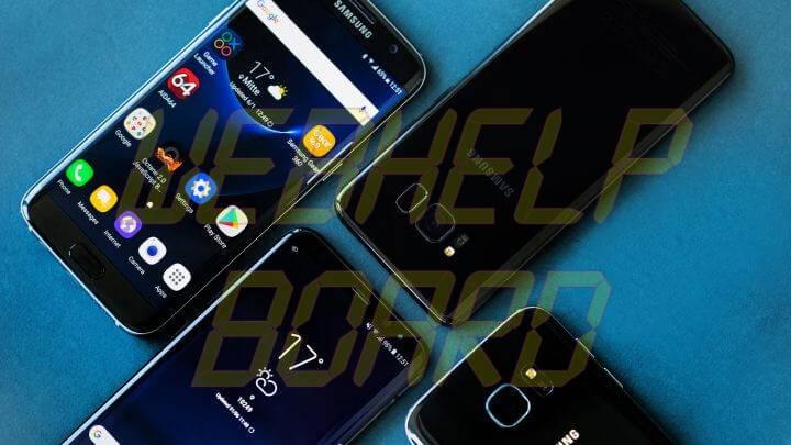 Samsung smartphones 720x405 - Aprenda a atualizar seu smartphone ou tablet com Android