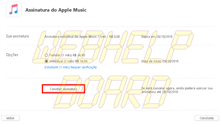 itunes3 720x408 - Como cancelar assinaturas da Apple