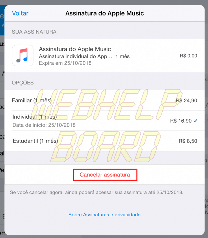 music3 720x823 - Como cancelar assinaturas da Apple