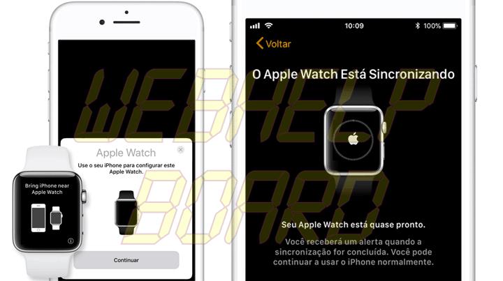 showmetech como ativar apple watch series 3 claro sincronizando apple watch 720x403 - Como ativar a função celular do Apple Watch 3 na Claro