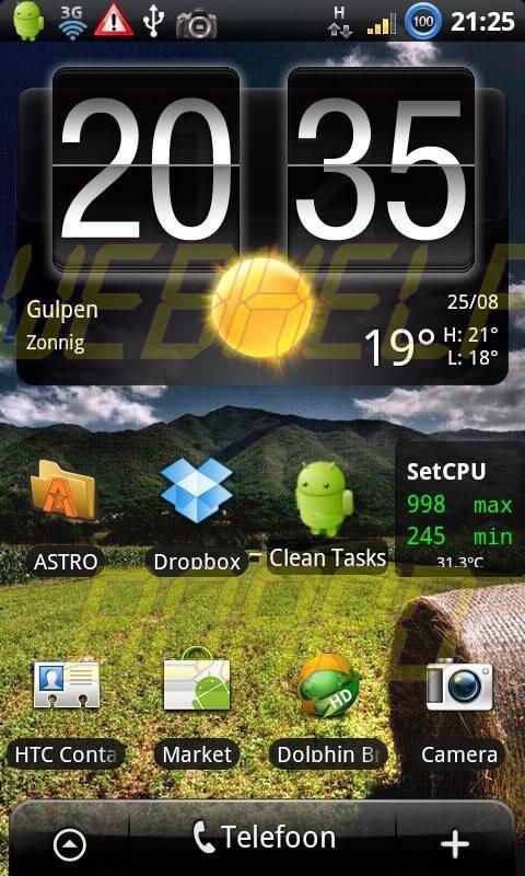 Expresso Espresso Mod Desire Htc1 - AndroidMOD: Expresso MOD para HTC Desire (Lockscreen, Bottom Bar e Incomming Call Bar)