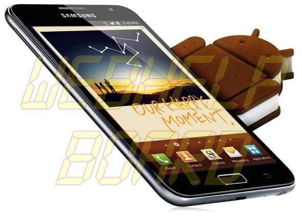 Galaxy Note ICS - Galaxy Note recebe atualização ICS do Android