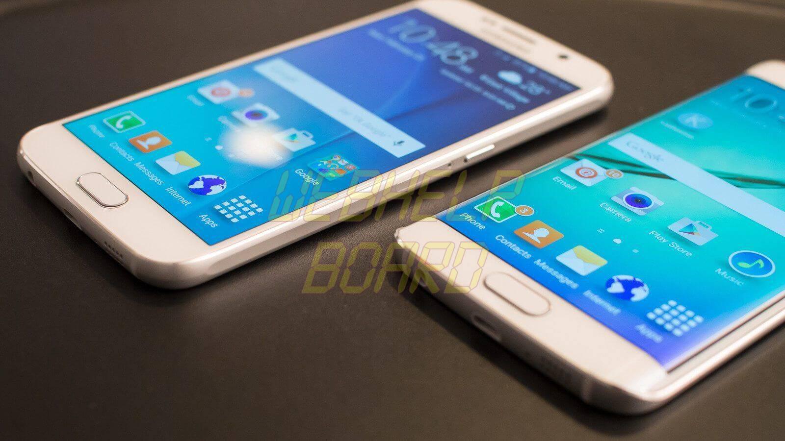 galaxy s6 both versions 5 - Esqueceu a senha? Veja como destravar o Galaxy S6/S6 Edge/Note 4/S5