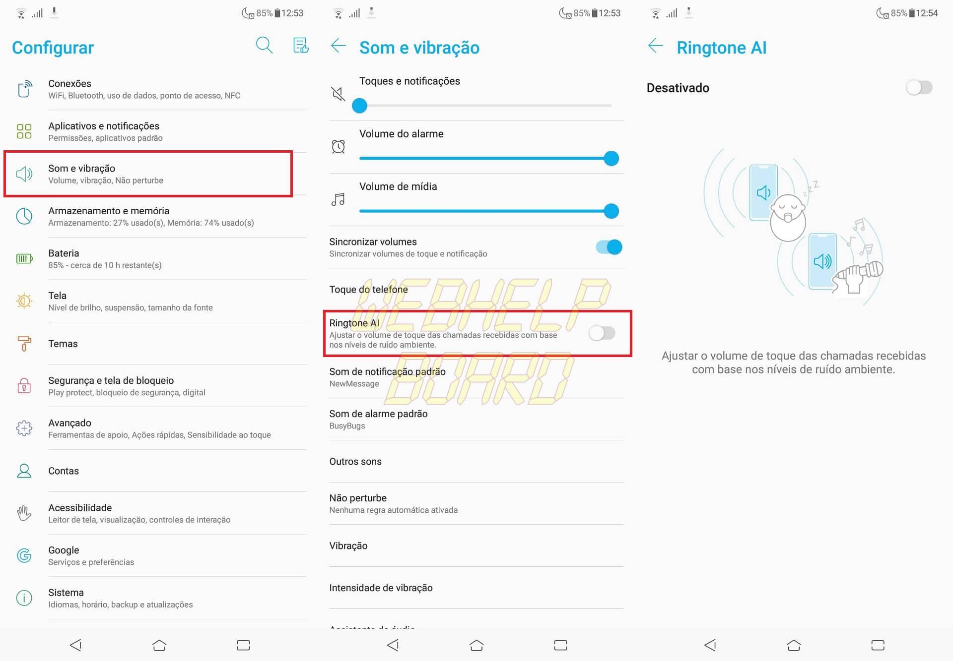 IMG 1 - Descubra 23 dicas e truques para os Asus Zenfone 5 e Zenfone 5Z