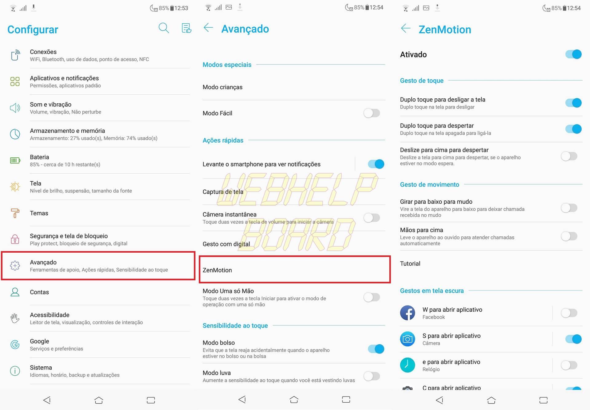 IMG 2 - Descubra 23 dicas e truques para os Asus Zenfone 5 e Zenfone 5Z