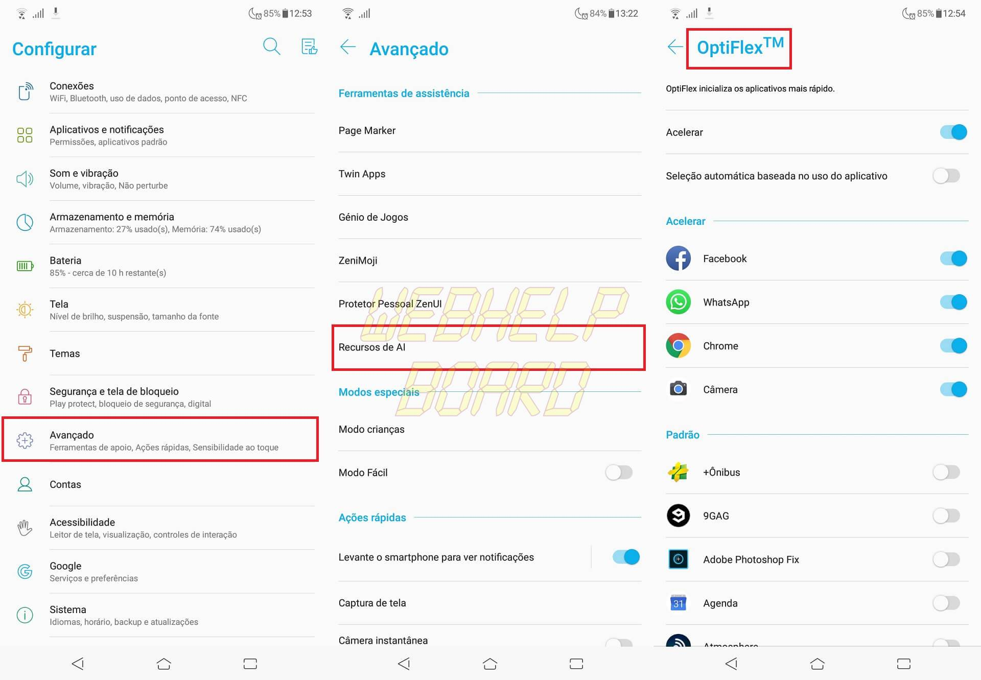IMG 4 - Descubra 23 dicas e truques para os Asus Zenfone 5 e Zenfone 5Z