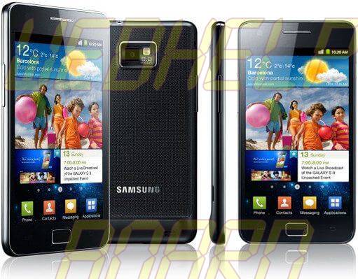 Samsung Galaxy S II - Tutorial: Samsung Galaxy S II com atualização 2.3.5 Gingerbread
