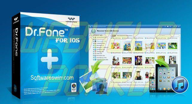 Wondershare Dr Fone for IOS Crack Free Download - Recupere arquivos perdidos do iPhone ou Android com o Wondershare Dr. Fone