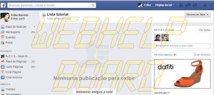 face5 720x322 - Tutorial: como não perder atualizações dos seus amigos no Facebook