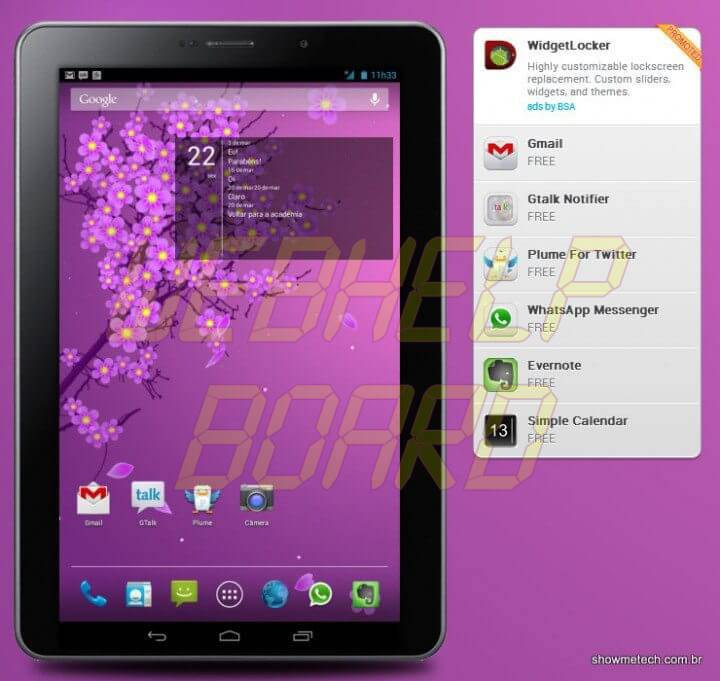 MyColorScreen Barbara 720x681 - Tutorial: compartilhe suas telas e apps com o MyColorScreen