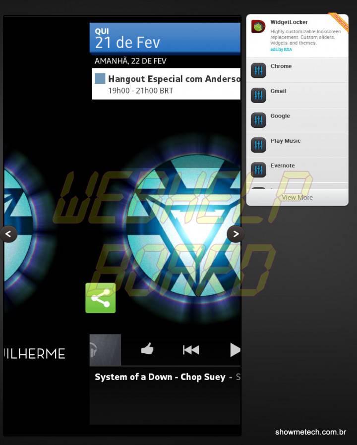 MyColorScreen Igor 720x898 - Tutorial: compartilhe suas telas e apps com o MyColorScreen