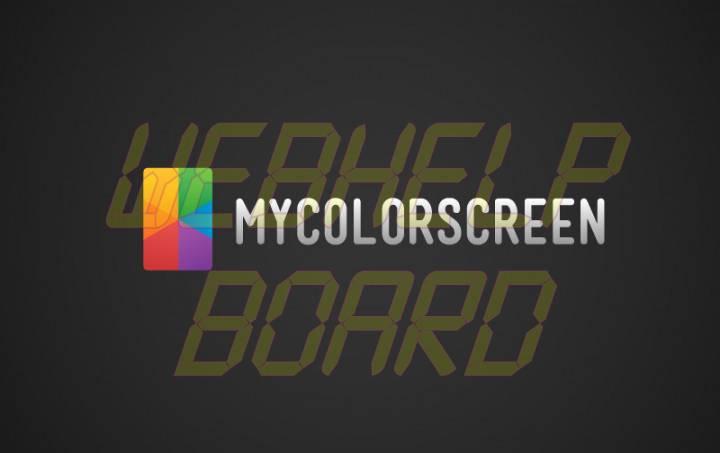 mycolorscreen 720x453 - Tutorial: compartilhe suas telas e apps com o MyColorScreen