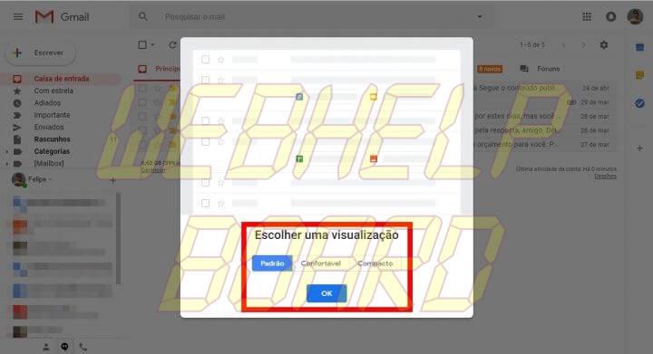 4 2 720x391 - Tutorial: Como ativar o novo design do Gmail