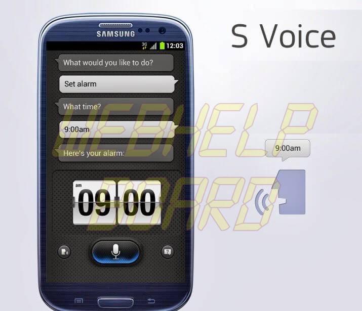 S Voice2 - Tutorial: Samsung Galaxy S3 (GT-I9300) recebe atualização I9300XXUFME7 4.2.2 com S-Voice em PT-BR