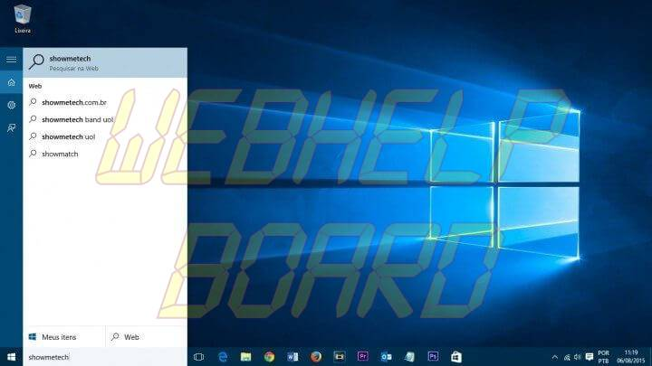 capa tutorial windows 10 720x405 - Tutorial: Como ocultar a barra de pesquisa e desativar resultados online no Windows 10
