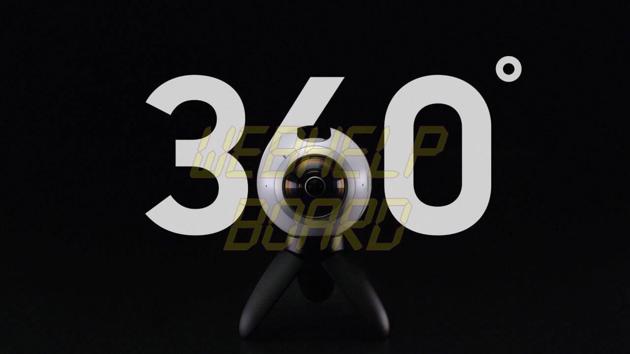 gear 360 camera - GoPRO ou câmeras que gravam em 360 Graus?