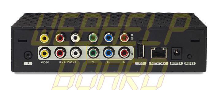 slingblox video componente - HDMI, DisplayPort, DVI, VGA ou Vídeo Componente… qual é o melhor?