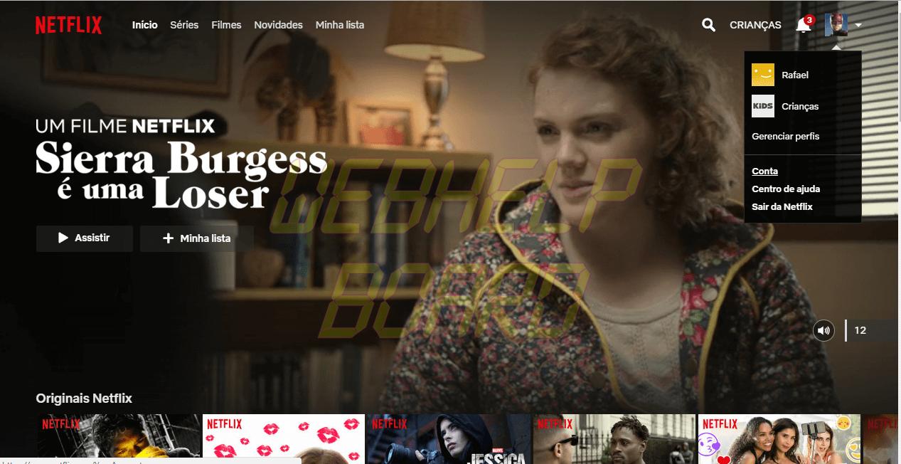 Captura de Tela 17 e1536443859781 - Tutorial: saiba como controlar o que as crianças assistem na Netflix