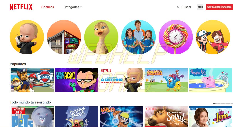 Captura de Tela 23 e1536445334401 - Tutorial: saiba como controlar o que as crianças assistem na Netflix