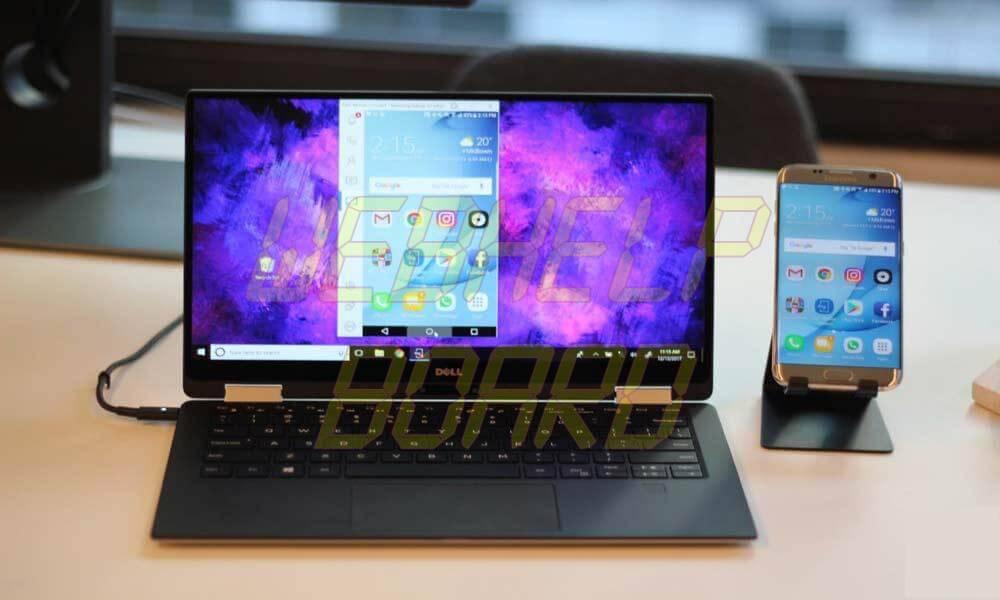 Dell Mobile Connect 1 - Dell Mobile Connect agora funciona em qualquer computador com Windows 10