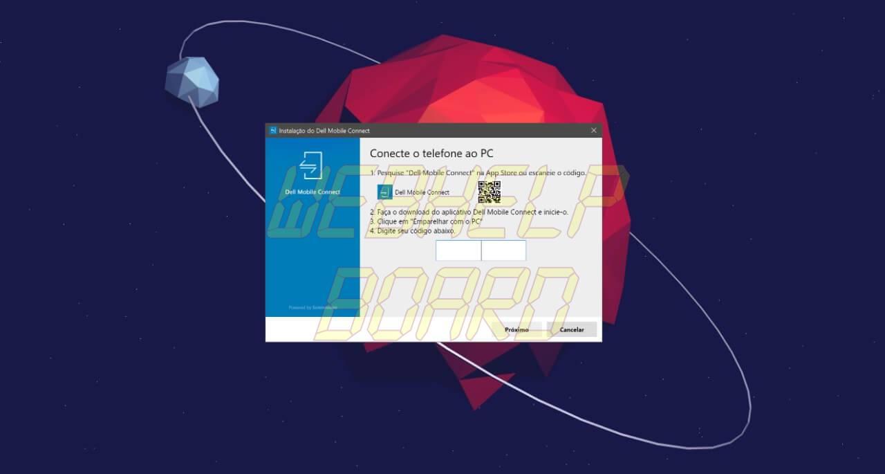 WhatsApp Image 2018 10 29 at 11.00.26 2 - Dell Mobile Connect agora funciona em qualquer computador com Windows 10