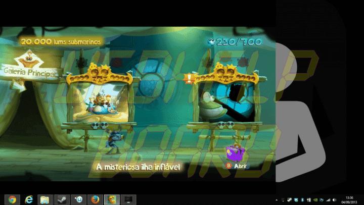 Captura de Tela 7 720x406 - Rayman Legends em câmera lenta no seu PC? Saiba como corrigir esse problema.