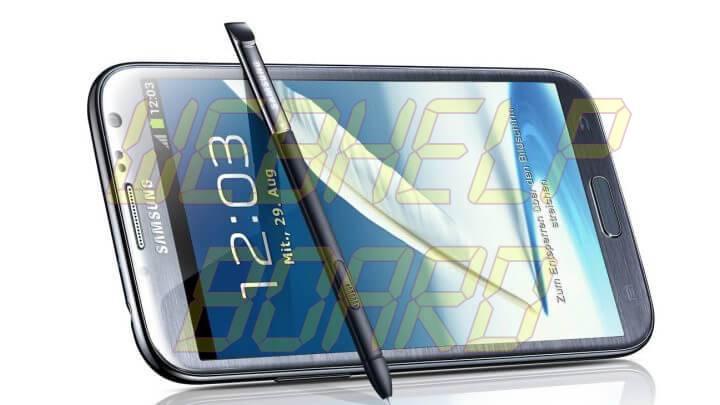 Galaxy Note II 720x405 - Vendeu o celular? Aprenda a voltar ao padrão de fábrica no Android