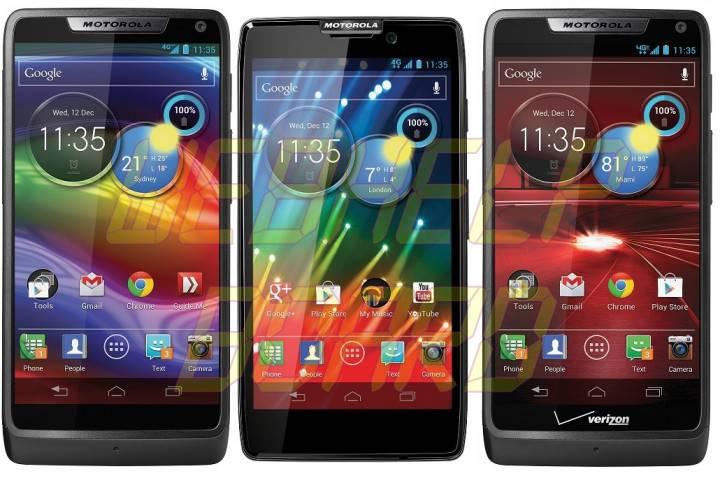 Motorola RAZR HD RAZR M RAZR I Android 4.1 Jelly Bean 720x485 - Motorola Razr i e Razr HD recebem atualização Android 4.1 (Jelly Bean)