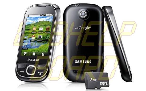 galaxy 5 geral - Tutorial: como atualizar seu Galaxy 5 para o Android 2.3.5 Gingerbread
