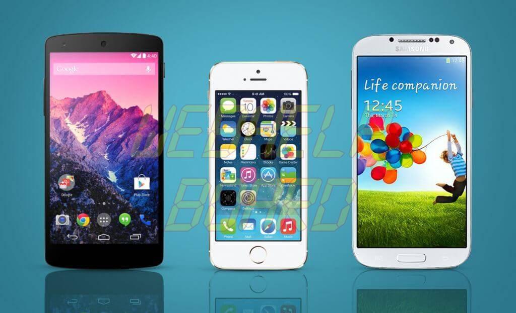 google nexus 5 iphone 5s galaxy s5 4G LTE brasileiro brasil - Dúvida: quais iPhones e Androids possuem suporte ao 4G brasileiro?