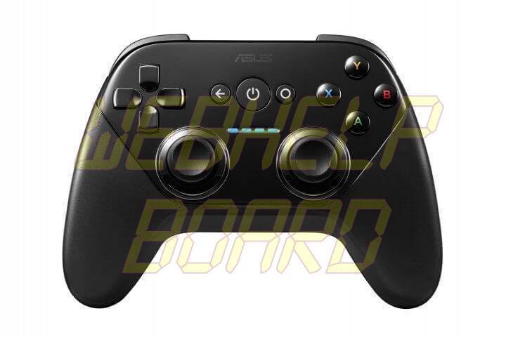 nexus player gamepad 720x480 - Review: Nexus Player (Android TV do Google e Asus)