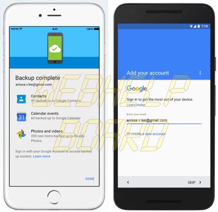 3 2 720x700 - Como transferir contatos do iPhone para o Android