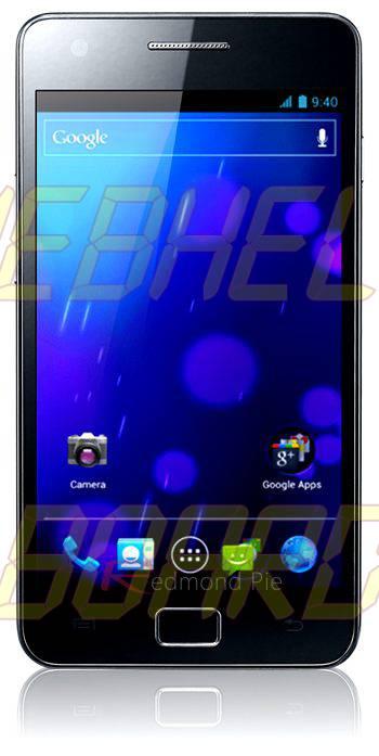 Galaxy S2 ICS - Samsung inicia a liberação do Android ICS para o Galaxy SII