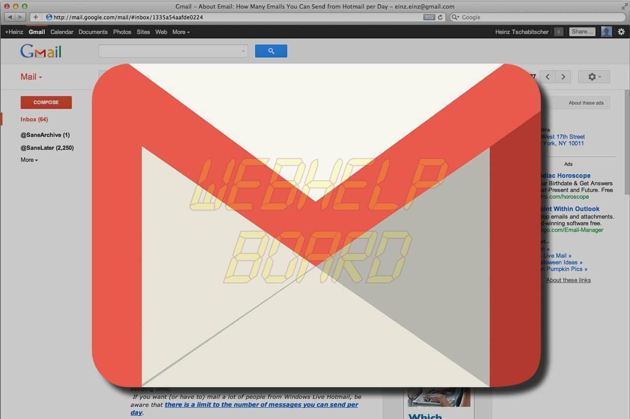 gmail thumb - Aprenda a deletar todos os e-mails do Gmail de forma rápida