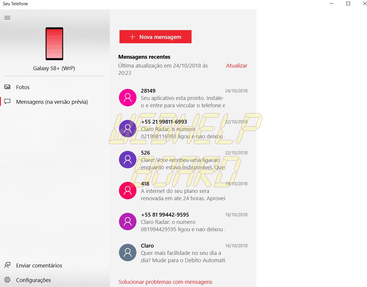 90 - Confira como integrar o seu smartphone Android com o Windows 10