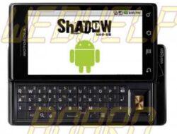 Actualización: ShadowMOD-BR v2.3.2 ROM - build 5 (Android Gingerbread) para Motorola Milestone