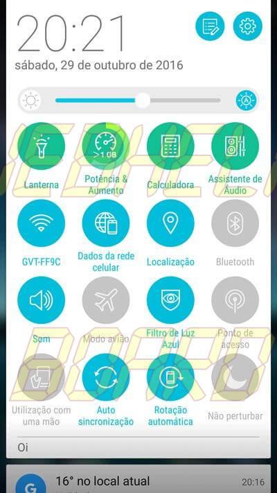 Screenshot 20161029 202154 - Dicas e truques do Zenfone 3: ZenUI e Toggles