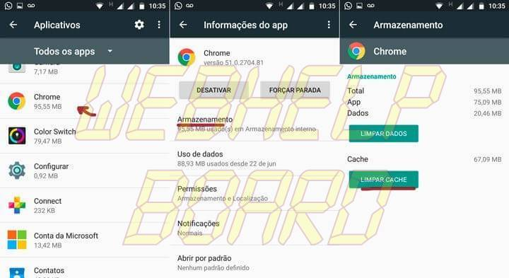 limpar dados apps android 720x393 - Como liberar espaço na memória interna de smarphones Android