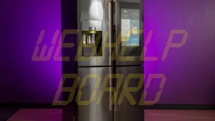 samsung family hub refrigerator promo 720x405 - Veja dicas de como limpar corretamente seu refrigerador