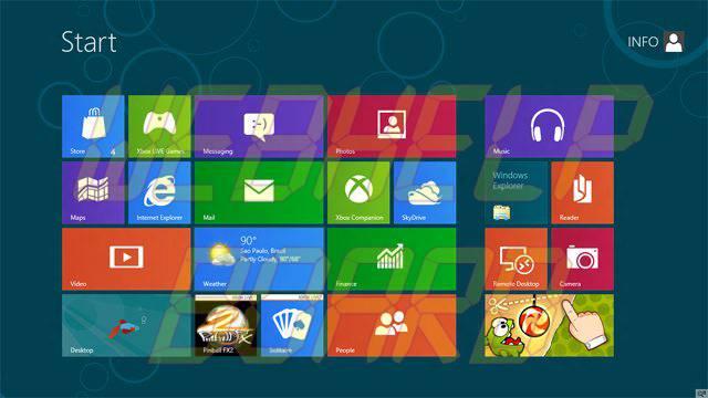 windows 8 ss1 - Prévia do Windows 8 já está disponível para download