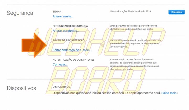 Captura de Tela 514 720x421 - Tutorial: aprenda a alterar o seu email de recuperação de senha