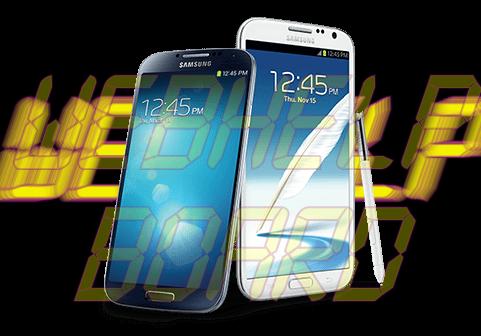 Samsung Galaxy smartphones line - Tutorial: acesso ROOT em smartphones Samsung com o CF-Auto-ROOT