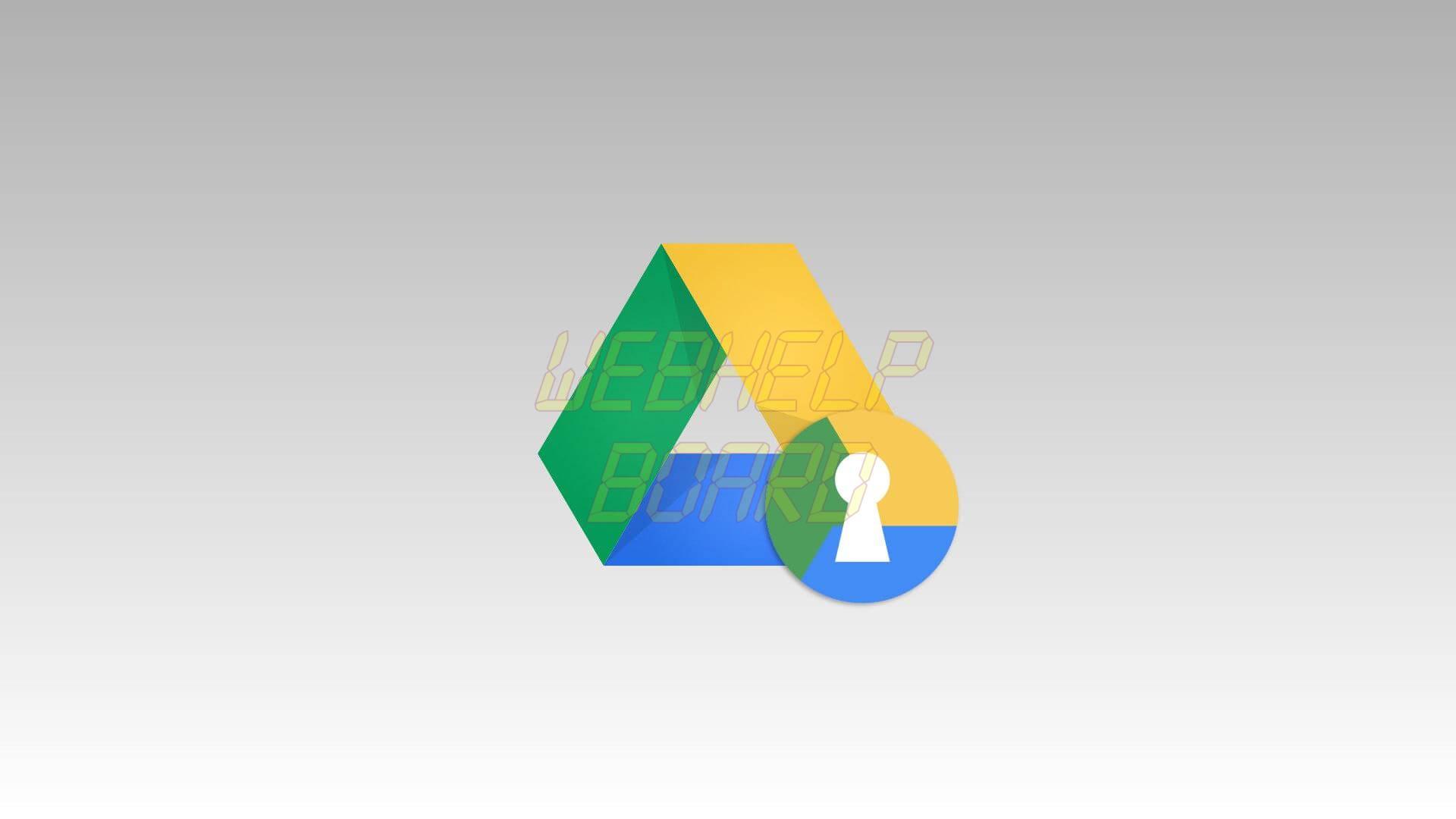 Whohasaccess2 - DICA: Como controlar TODOS os acessos ao seu Google Drive