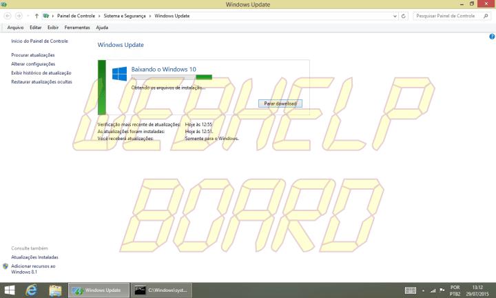 captura de tela 4 720x432 - Tutorial: Como forçar a atualização do Windows 10