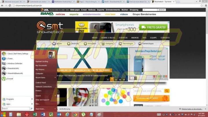 classic shell 720x405 - Windows 8: como trazer o menu iniciar de volta