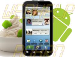 Motorola Defy recibe la actualización de Froyo 2.2 (Descargar)