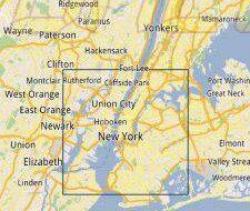 Navegación: cómo guardar mapas en Google Maps (modo offline)